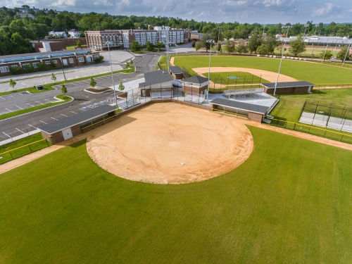 Academy of Richmond County Athletic Complex Commercial Construction