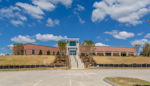 Aiken Technical Community College Commercial Construction