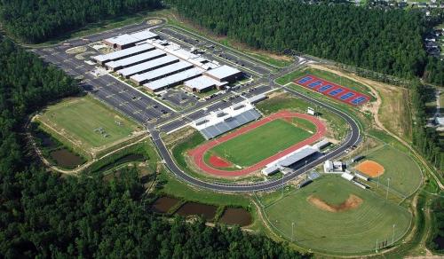 Grovetown-High-School-aerial-2