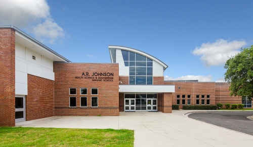 AR Johnson Magnet School Commercial Construction & Addition