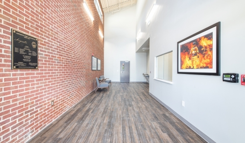 New Municipal Commercial Construction Fire Station #2