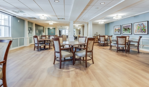 Thrive Senior Living Commercial Construction