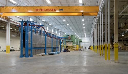 Commercial Industrial Construction Waynesboro Augusta Georgia