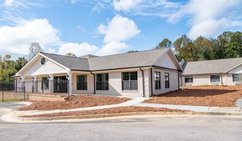 Commercial Construction Gainesville Thomasville Georgia Senior Living Healthcare