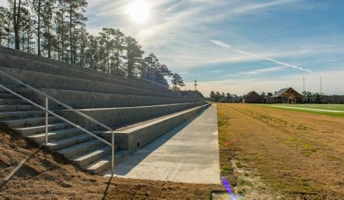 Commercial Athletic Construction Contractor Augusta, GA