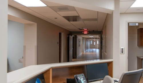 Healthcare Medical Renovation Commercial Construction Augusta, Georgia